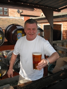 Beer at the Long Itchington Beer Festival