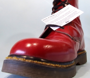 Boot and card