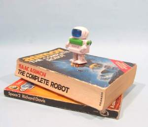 Space 2 and all Asimovs Robot Stories.