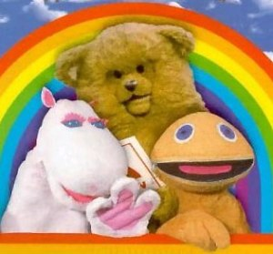 George, Zippy and Bungle