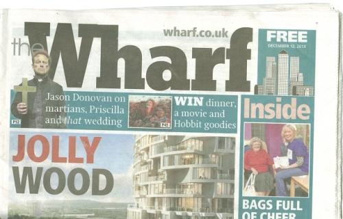 Wharf News