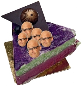 Harry Hill Cake