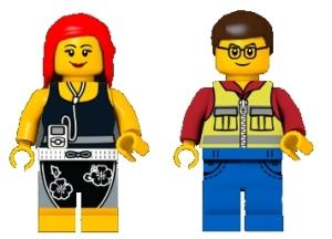 NolanParker in Lego