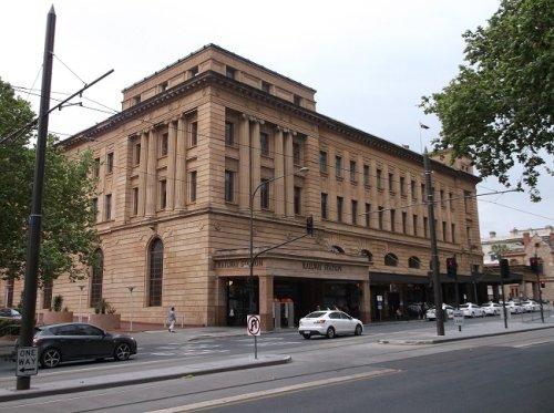 Adelaide Station