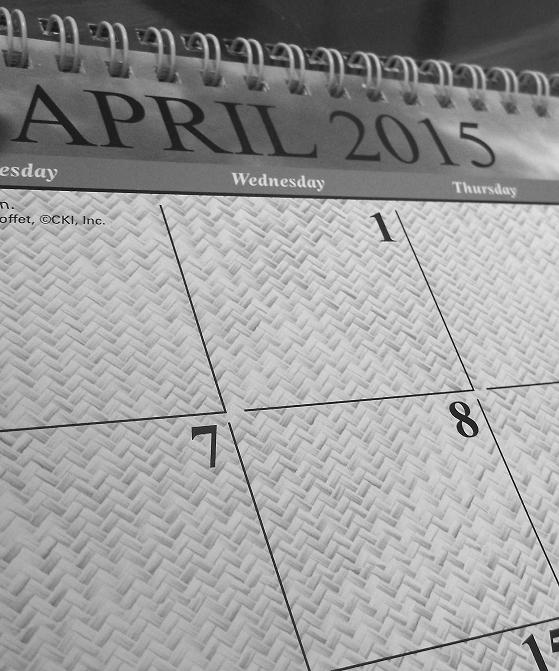 8th April