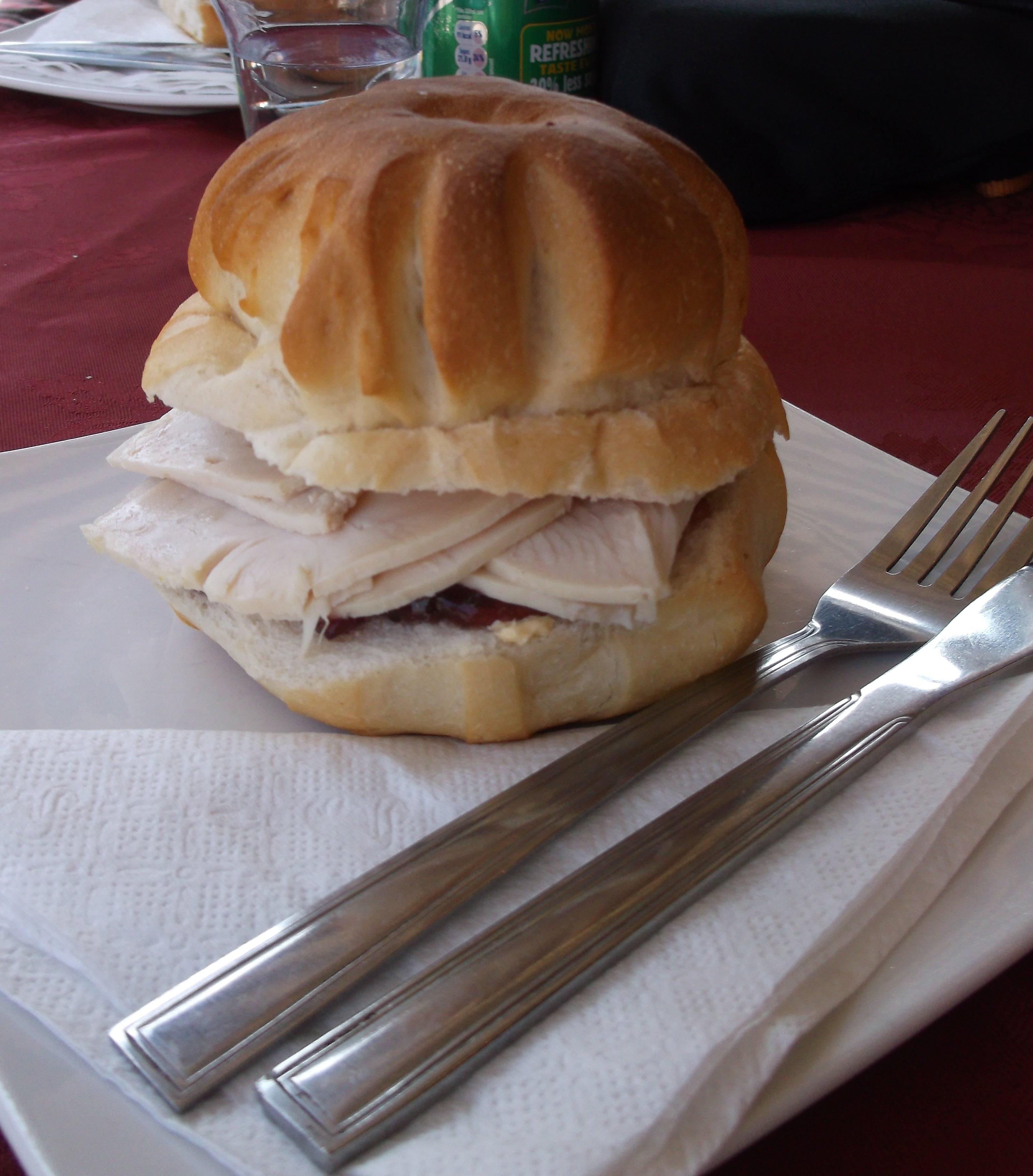 Henley Lunch