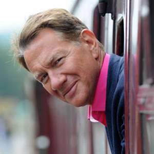 Michael Portillo Train