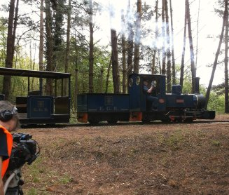 exbury train