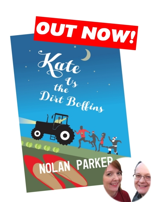 Kate vs the Dirt Boffins - Out NOW!