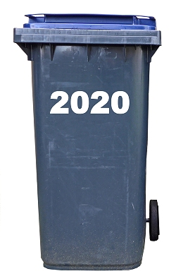 2020 in the bin